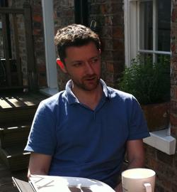 Интервью с Тони Уорринером